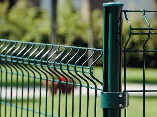Забор из 3D сетки Ялта цена от 1125 руб.